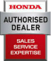 HONDA authorised dealer for quad bikes and lawnmowers